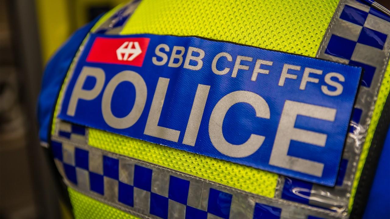 SBB Transportpolizei