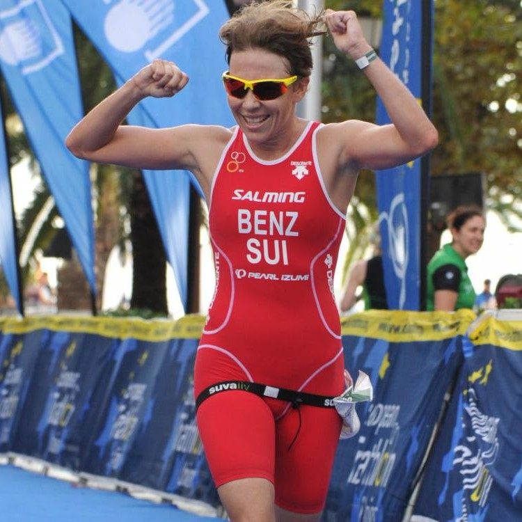 Sandrine Benz, Triathlon